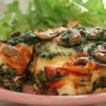 لازانیا سبزیجات
